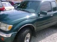 Toyota Tacoma 1998 Verde Automatica 4x4