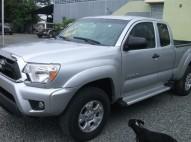 Toyota Tacoma SR 5 2013