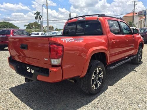 Toyota Tacoma TRD 2016