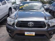 Toyota Tacoma sr5 2013 4x4 GRIS