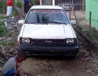Toyota Tercel 1987