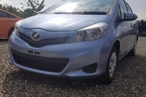Toyota VITZ 2014