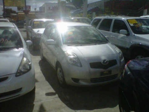 Toyota Vitz 2006