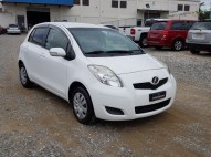 Toyota Vitz 2011 Recien Importado