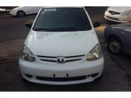 Toyota Yaris 2004 blanco