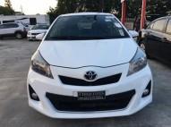 Toyota Yaris S 2013