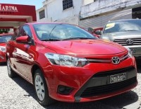 Toyota Yaris S 2014