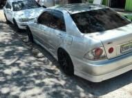 Toyota altezza 2002 el mas nuevo sin detalles