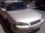 Toyota camry 1999 en buenas condic