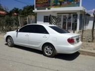 Toyota camry 2005 Color Blanco