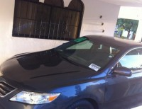 Toyota camry 2011 LE