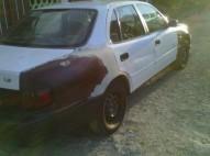 Toyota camry 96 blanco