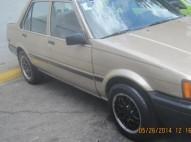 Toyota corolla 1987 dorado