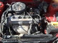 Toyota corolla 1988 Rojo
