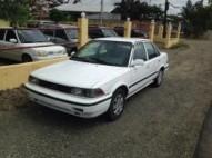 Toyota corolla 1992 blanco