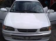 Toyota corolla 1998 blanco