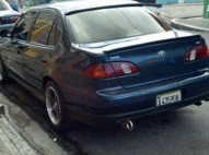 Toyota corolla 1998 el mas nuevo