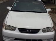 Toyota corolla 2001 buena condiciones