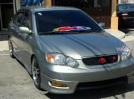Toyota corolla 2004 tipo s americano full