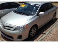 Toyota corolla 2010 gris