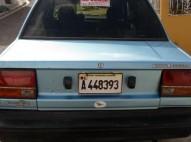 Toyota corolla 85 azul