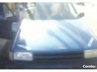 Toyota corolla 86 azul