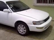 Toyota corolla 95 blanco japones