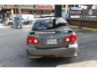Toyota corolla S 2005 Gris Oscuro