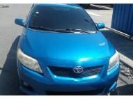Toyota corolla XLE 2009