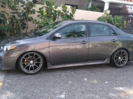 Toyota corolla Xrs 2009