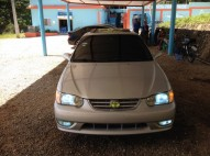 Toyota corolla tipo S 2001