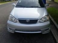Toyota corolla tipo s 2006 precio ligeramente negociable
