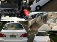Toyota corrolla LE 2007