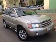 Toyota highlander 2001 full 4x4