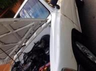 Toyota hilux 1989 blanca