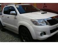Toyota hilux SRV 2012 full 4x4 diesel