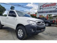 Toyota hilux blanca 2011