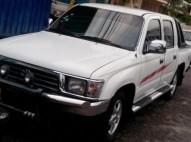 Toyota hilux doble cabina 2002
