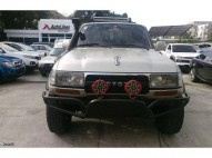 Toyota land cruiser 91 lista para monteo