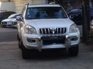 Toyota prado vx 2007 gasolina y gas natural con garantia