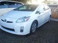 Toyota prius blanco 2011