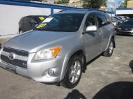 Toyota rav-4 limited 4wd 2010 version usa importada