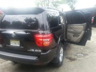 Toyota sequoia 2002 limited