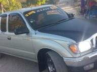 Toyota tacoma 2004 gris
