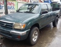 Toyota tacoma aire full Negociable y recibo