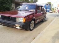 Toyota tercel 1984 santiago