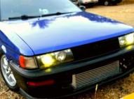 Toyota tercel 1988 turbo