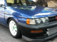 Toyota tercel 88 turbo