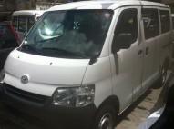 Toyota townace 2012 blanco