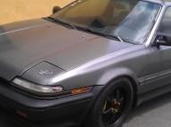 Toyota trueno 1989 carros usados